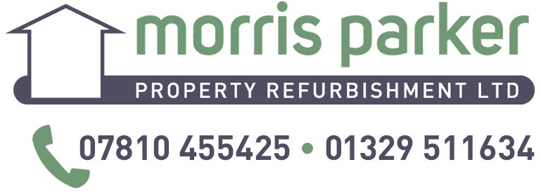 morris parker residential property refurbishment
