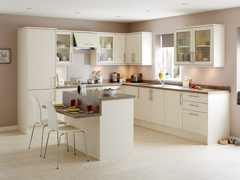 Kitchen example by Morris Parker Property Refurbishment in the Solent Area covering Southampton, Fareham and the Portsmouth area