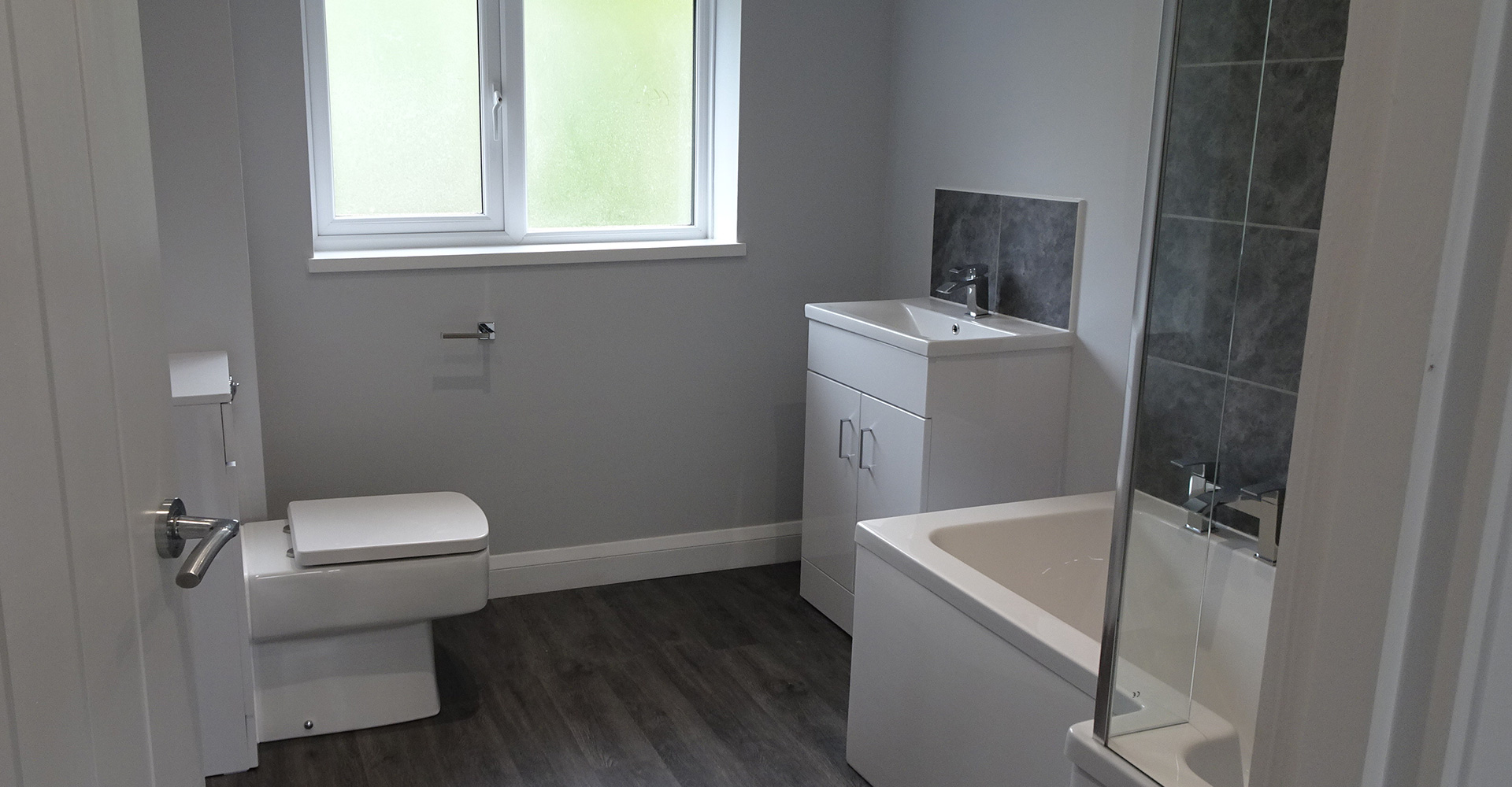 Morris Parker bathroom refurbishment