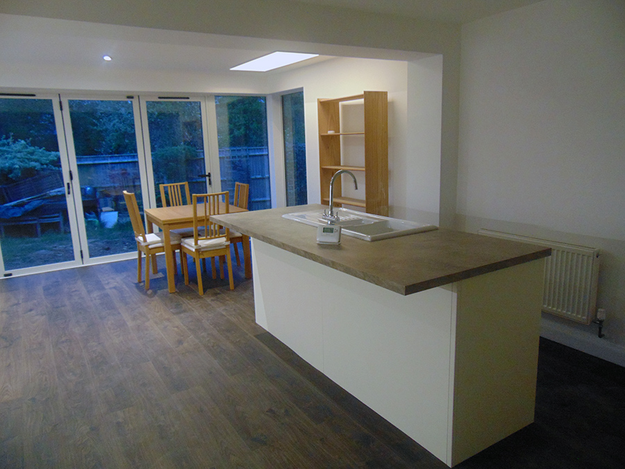 kitchen extensions by Morris Parker
