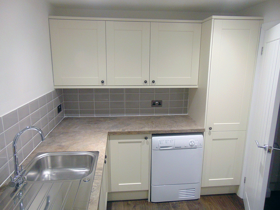 Morris Parker utility room extension