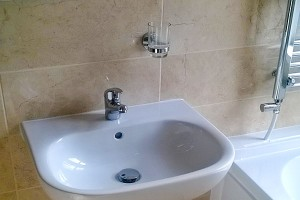 Bathroom by Morris Parker Property Refurbishment in the Solent Area covering Southampton, Fareham and the Portsmouth area