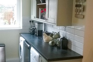 Kitchen renovation from Morris Parker