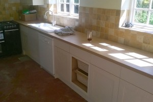 Kitchen by Morris Parker Property Refurbishment in the Solent Area covering Southampton, Fareham and the Portsmouth area